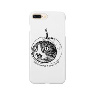 柚子猫 Smartphone cases