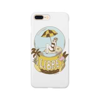 Beach Girl Smartphone cases
