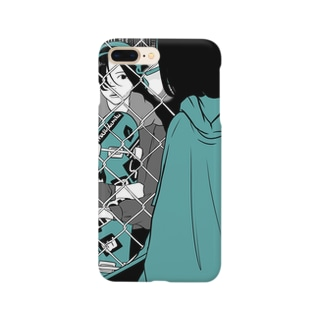 ボーイミーツガール Smartphone cases