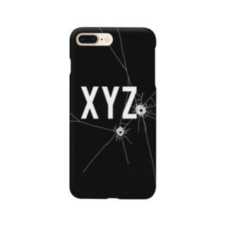 XYZ Smartphone cases