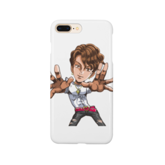 SQUARE-Osaka-のオリジナルグッズ by 椎名唯月 Smartphone cases
