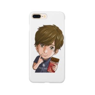 オリジナルグッズ by 霧咲優空 Smartphone cases