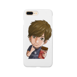 SQUARE-Osaka-のオリジナルグッズ by 霧咲優空 Smartphone cases