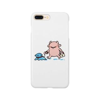 GREEYちゃんとGUMMYちゃん Smartphone cases