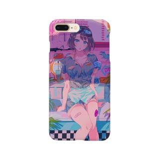ダイナー・ダイナソー Smartphone cases