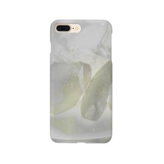 涙を辿るさよならの一欠片 Smartphone cases