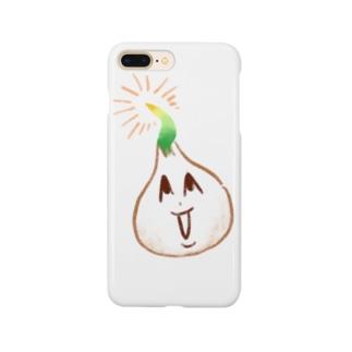 たまねぎのジョン Smartphone cases