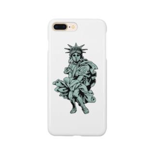 気ままな女神 Smartphone cases