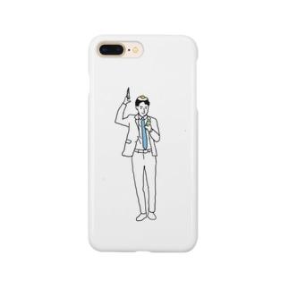 目玉焼き新入生 Smartphone cases