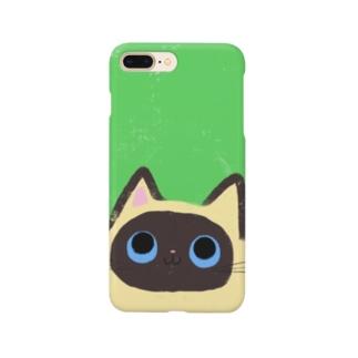 シャム Smartphone cases