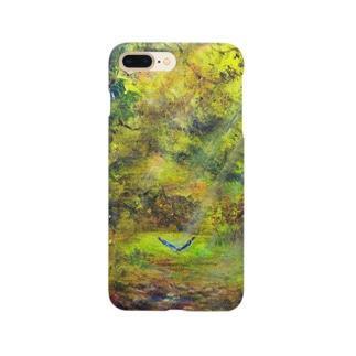 ムラナギ/懐かしい道 Smartphone cases