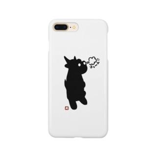 てんちゃん Smartphone cases