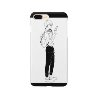マッシュ君 Smartphone cases