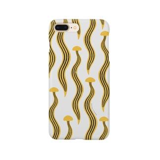 ミスジコウガイビルiphoneケース Smartphone cases