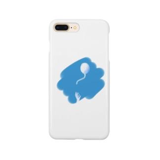 届かないヘリウムガス Smartphone cases