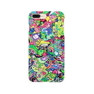 ミクロ Smartphone cases