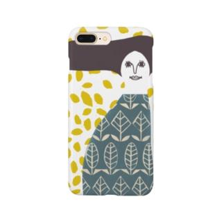 マッシュ婦人 Smartphone cases