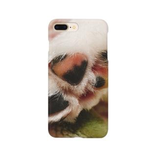 ルチアーノ三世の肉球 Smartphone cases