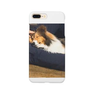 ルチアーノ三世は飼い主がすごく好き Smartphone cases