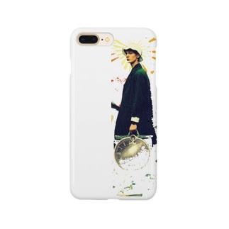 タイムトラベルボーイ Smartphone cases
