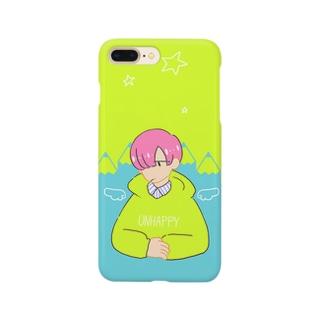 UNHAPPY BOY3 Smartphone cases