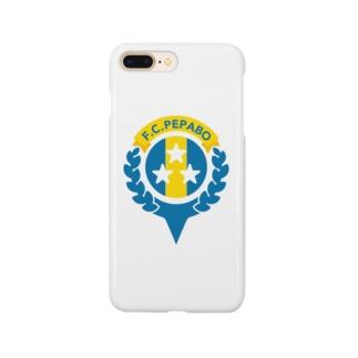 FCペパボロゴ Smartphone cases