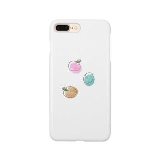 みかんたち Smartphone cases