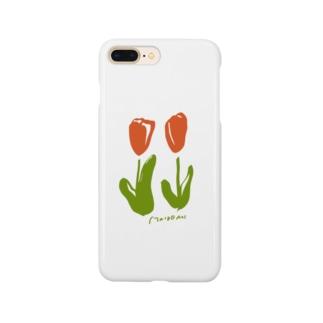 春のロマン Smartphone cases