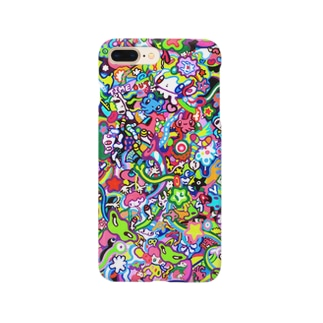 リリース Smartphone cases