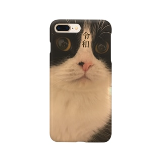 令和キャット Smartphone Case