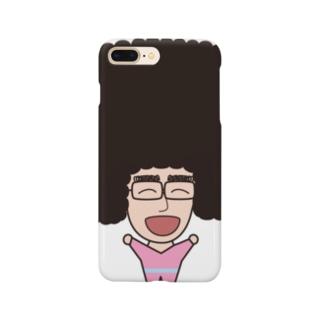 スーパーつねぴさん Smartphone cases
