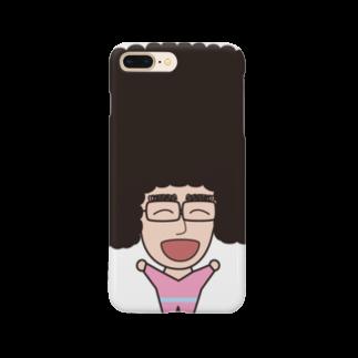 株式会社エンターテインのスーパーつねぴさん Smartphone cases