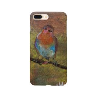 ムラナギ/ハローロビン Smartphone cases