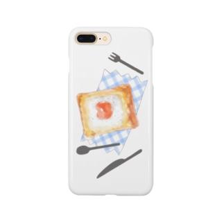 マヨたまトースト Smartphone cases