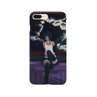実1 Smartphone cases