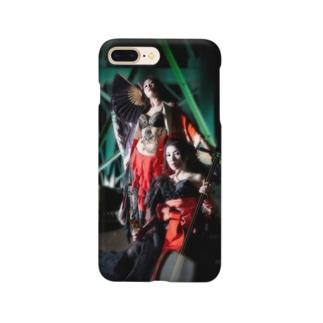 妖女〜Ayame〜 Smartphone cases