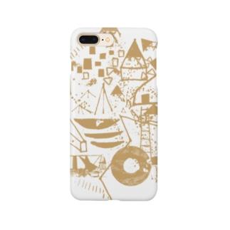 ヒルノイエ Smartphone cases