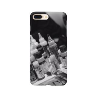 ライブペイント Smartphone cases