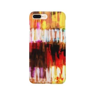笑顔くんver.1.2.69 Smartphone cases