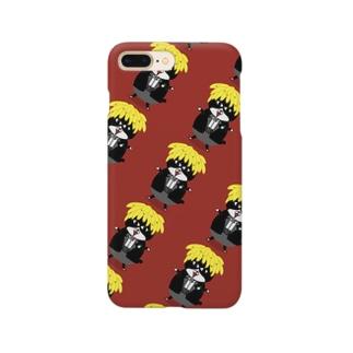 MAD BANANA はっち Smartphone cases