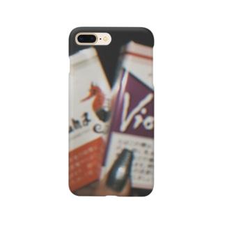 沖縄のヤニは映える系 Smartphone cases