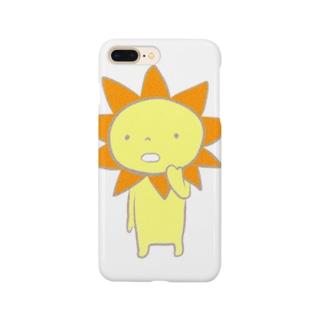 サンサン太陽ぼうや Smartphone cases