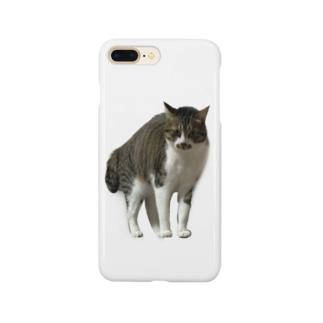 怒るごま Smartphone cases