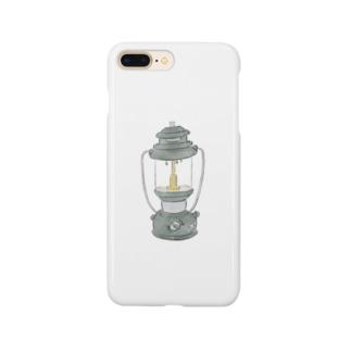 照らしている先。 Smartphone cases
