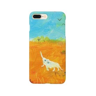 ムラナギ/ムーンドロップ Smartphone cases