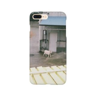 足柄のヤギ Smartphone cases