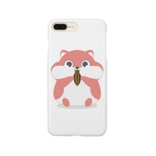 チョッティーくん Smartphone cases