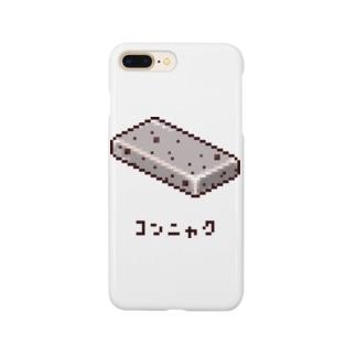 こんにゃく Smartphone cases