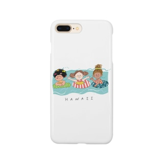 ハワイ Smartphone cases