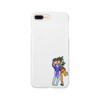 オーバーウォッチドット Smartphone cases